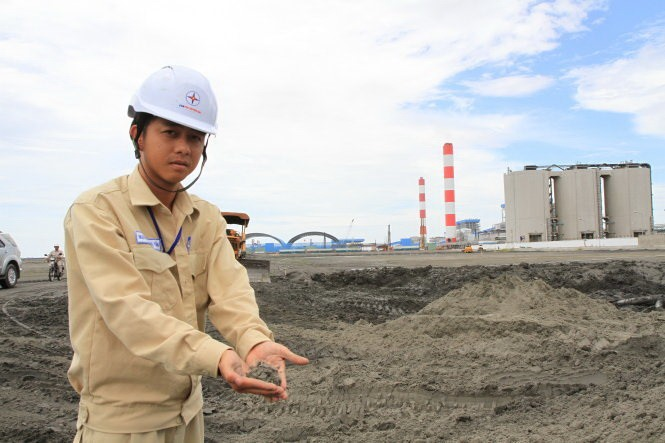 Mekong Delta seeks to use boiler slag as construction materials, social news, vietnamnet bridge, english news, Vietnam news, news Vietnam, vietnamnet news, Vietnam net news, Vietnam latest news, vn news, Vietnam breaking news