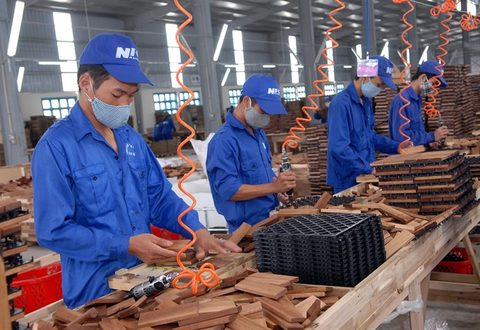 Timber product exports to hit $8 billion, vietnam economy, business news, vn news, vietnamnet bridge, english news, Vietnam news, news Vietnam, vietnamnet news, vn news, Vietnam net news, Vietnam latest news, Vietnam breaking news