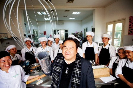 The Vietnamese-Australian pioneer who created KOTO social enterprise, social news, vietnamnet bridge, english news, Vietnam news, news Vietnam, vietnamnet news, Vietnam net news, Vietnam latest news, vn news, Vietnam breaking news