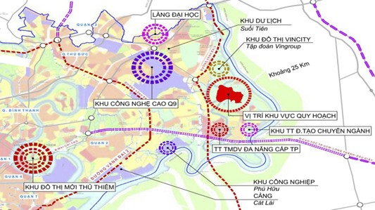 HCM City to build 200ha science and technology park