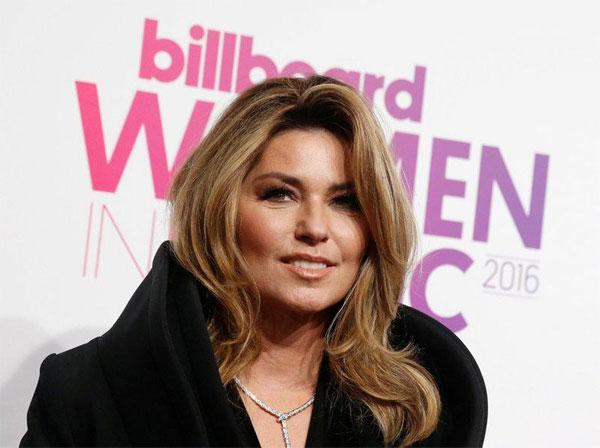 Billboard album charts, Shania Twain back on top