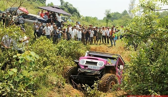 Forty teams to compete in 4x4 off-road event, Sports news, football, Vietnam sports, vietnamnet bridge, english news, Vietnam news, news Vietnam, vietnamnet news, Vietnam net news, Vietnam latest news, vn news, Vietnam breaking news