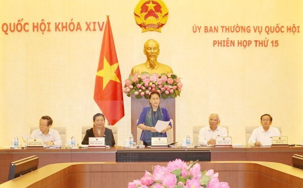NA Standing Committee convenes 15th session, Government news, Vietnam breaking news, politic news, vietnamnet bridge, english news, Vietnam news, news Vietnam, vietnamnet news, Vietnam net news, Vietnam latest news, vn news