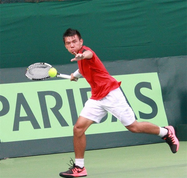 Vietnamese tennis player qualifies for Thailand F8 quarters, Sports news, football, Vietnam sports, vietnamnet bridge, english news, Vietnam news, news Vietnam, vietnamnet news, Vietnam net news, Vietnam latest news, vn news, Vietnam breaking news