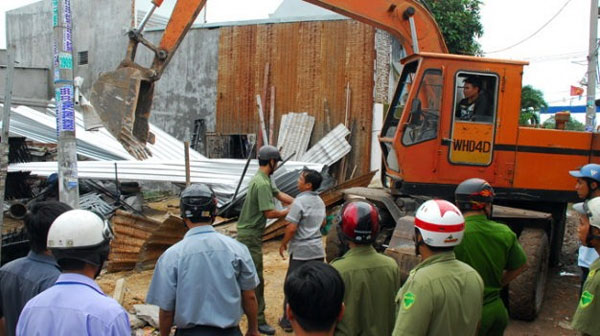 HCM City, construction law violations, rise, Vietnam economy, Vietnamnet bridge, English news about Vietnam, Vietnam news, news about Vietnam, English news, Vietnamnet news, latest news on Vietnam, Vietnam