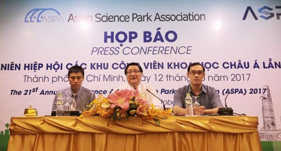 HCM City to host 21st Asian Science Park Association conference, IT news, sci-tech news, vietnamnet bridge, english news, Vietnam news, news Vietnam, vietnamnet news, Vietnam net news, Vietnam latest news, Vietnam breaking news, vn news