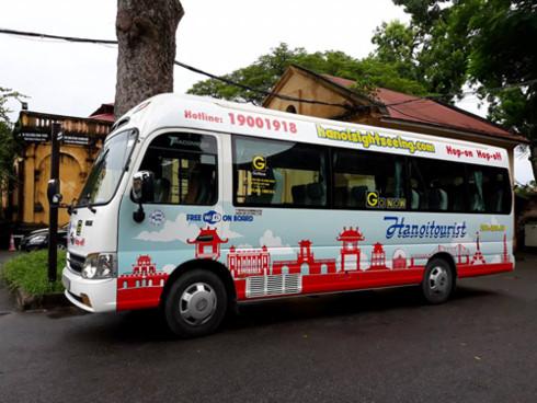 Hop-on Hop-off bus service introduced in Hanoi, travel news, Vietnam guide, Vietnam airlines, Vietnam tour, tour Vietnam, Hanoi, ho chi minh city, Saigon, travelling to Vietnam, Vietnam travelling, Vietnam travel, vn news