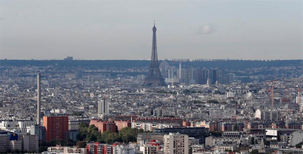 Paris, plan, banish all petrol- and diesel-fueled cars, reduce greenhouse gases