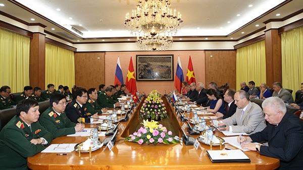 Vietnam, Russia boost military technical cooperation, Government news, Vietnam breaking news, politic news, vietnamnet bridge, english news, Vietnam news, news Vietnam, vietnamnet news, Vietnam net news, Vietnam latest news, vn news