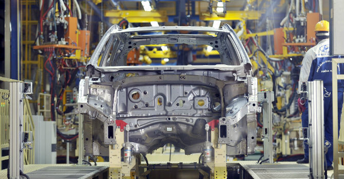automotive industry and production