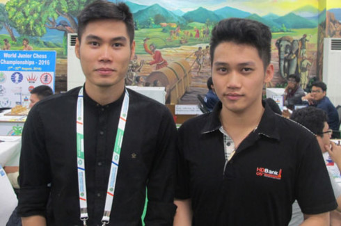 Vietnam chess prodigy earns draw with UK Grandmaster, Sports news, football, Vietnam sports, vietnamnet bridge, english news, Vietnam news, news Vietnam, vietnamnet news, Vietnam net news, Vietnam latest news, vn news, Vietnam breaking news
