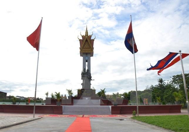 Vietnam-Cambodia Friendship Monument inaugurated, social news, vietnamnet bridge, english news, Vietnam news, news Vietnam, vietnamnet news, Vietnam net news, Vietnam latest news, vn news, Vietnam breaking news