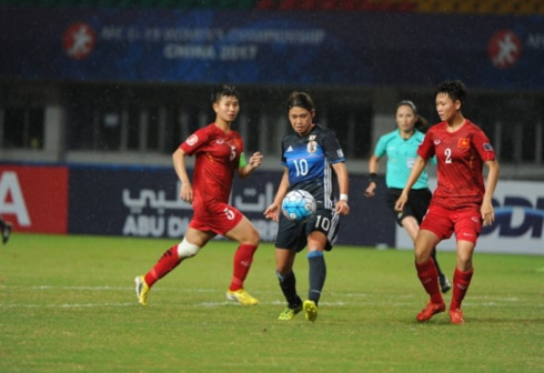 Japan thrash Vietnam 8-0 in AFC U19 event, Sports news, football, Vietnam sports, vietnamnet bridge, english news, Vietnam news, news Vietnam, vietnamnet news, Vietnam net news, Vietnam latest news, vn news, Vietnam breaking news
