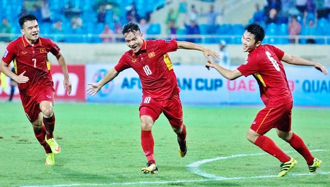 Men's football team up nine steps in FIFA world rankings, Sports news, football, Vietnam sports, vietnamnet bridge, english news, Vietnam news, news Vietnam, vietnamnet news, Vietnam net news, Vietnam latest news, vn news, Vietnam breaking news