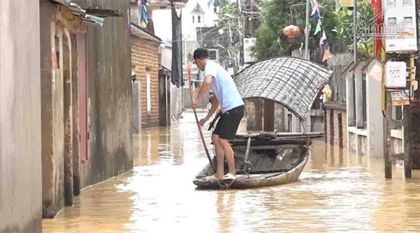 Ha Noi suburbs, flood, Vietnam economy, Vietnamnet bridge, English news about Vietnam, Vietnam news, news about Vietnam, English news, Vietnamnet news, latest news on Vietnam, Vietnam