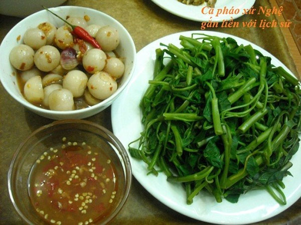 Foodwise, side-dishes, ca phao, ca bat, Vietnam economy, Vietnamnet bridge, English news about Vietnam, Vietnam news, news about Vietnam, English news, Vietnamnet news, latest news on Vietnam, Vietnam