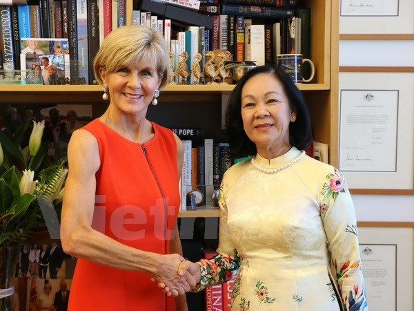 Vietnam hopes to elevate comprehensive partnership with Australia, Government news, Vietnam breaking news, politic news, vietnamnet bridge, english news, Vietnam news, news Vietnam, vietnamnet news, Vietnam net news, Vietnam latest news, vn news