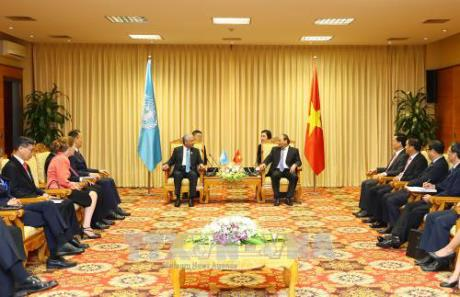 Vietnam highlights UN's central role: PM, Government news, Vietnam breaking news, politic news, vietnamnet bridge, english news, Vietnam news, news Vietnam, vietnamnet news, Vietnam net news, Vietnam latest news, vn news