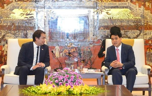 Singapore, Hanoi seek cooperation in digital technology, Government news, Vietnam breaking news, politic news, vietnamnet bridge, english news, Vietnam news, news Vietnam, vietnamnet news, Vietnam net news, Vietnam latest news, vn news