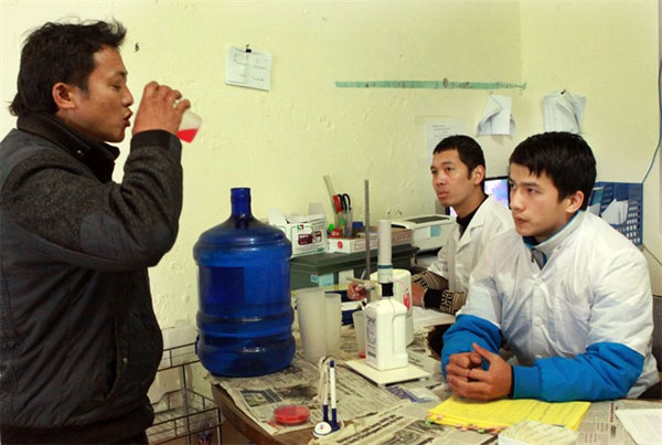 HIV/AIDS, drug addicts, methadone treatment, Vietnam economy, Vietnamnet bridge, English news about Vietnam, Vietnam news, news about Vietnam, English news, Vietnamnet news, latest news on Vietnam, Vietnam