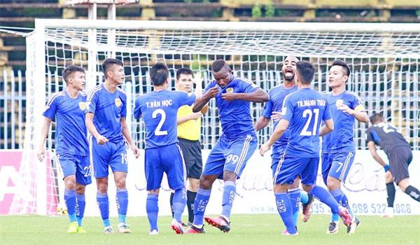 QNK Quang Nam vs Saigon FC H2H 12 jul 2019 Head to Head ...