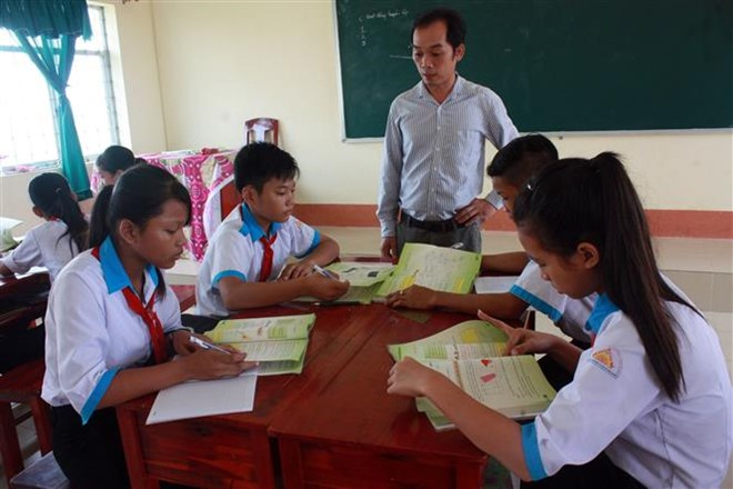 Vietnam promotes ethnic minority language preservation, social news, vietnamnet bridge, english news, Vietnam news, news Vietnam, vietnamnet news, Vietnam net news, Vietnam latest news, vn news, Vietnam breaking news