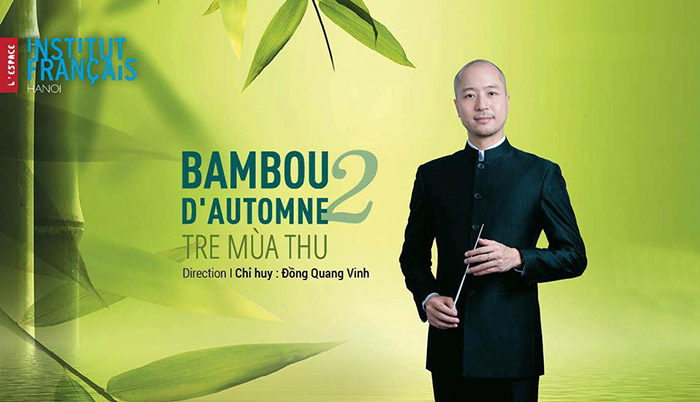 "Classical Music Concert ""Autumn Bamboo 2″ in Hanoi , entertainment events, entertainment news, entertainment activities, what's on, Vietnam culture, Vietnam tradition, vn news, Vietnam beauty, news Vietnam, Vietnam news, Vietnam net news, vietnamnet news,"