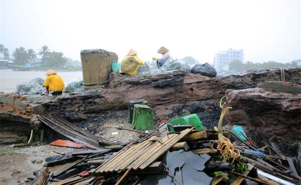 Phu Quoc Island, waste dumping stations, serious pollution, Vietnam economy, Vietnamnet bridge, English news about Vietnam, Vietnam news, news about Vietnam, English news, Vietnamnet news, latest news on Vietnam, Vietnam
