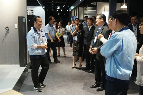Samsung aims to increase VN vendors to 50 by 2020, vietnam economy, business news, vn news, vietnamnet bridge, english news, Vietnam news, news Vietnam, vietnamnet news, vn news, Vietnam net news, Vietnam latest news, Vietnam breaking news