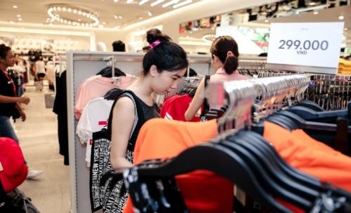 H&M and Zara open first stores in Hanoi, vietnam economy, business news, vn news, vietnamnet bridge, english news, Vietnam news, news Vietnam, vietnamnet news, vn news, Vietnam net news, Vietnam latest news, Vietnam breaking news