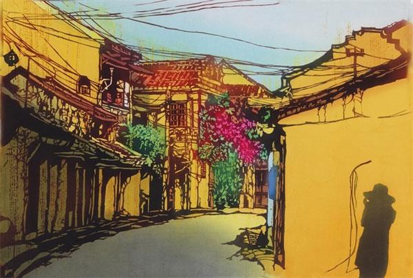 Japanese artist Toba Mika, katazome paintings, Vietnam economy, Vietnamnet bridge, English news about Vietnam, Vietnam news, news about Vietnam, English news, Vietnamnet news, latest news on Vietnam, Vietnam