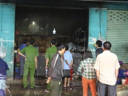 Fire kills one, injures 3 in Binh Duong, social news, vietnamnet bridge, english news, Vietnam news, news Vietnam, vietnamnet news, Vietnam net news, Vietnam latest news, vn news, Vietnam breaking news
