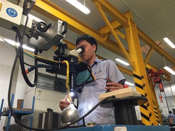 Industry 4.0 offers numerous challenges to SMEs, vietnam economy, business news, vn news, vietnamnet bridge, english news, Vietnam news, news Vietnam, vietnamnet news, vn news, Vietnam net news, Vietnam latest news, Vietnam breaking news