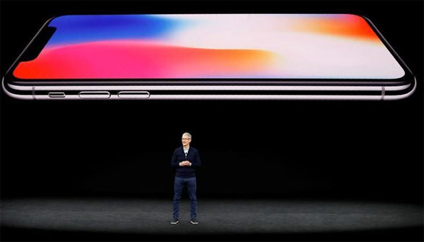 Iphone X, demand, substantial