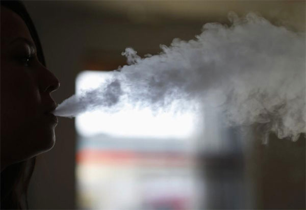 E-cigarettes, higher nicotine, higher risk of teen smoking