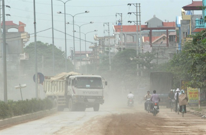 Hanoi to install additional 70 air monitoring stations, Vietnam environment, climate change in Vietnam, Vietnam weather, Vietnam climate, pollution in Vietnam, environmental news, sci-tech news, vietnamnet bridge, english news, Vietnam news, news Vietnam,