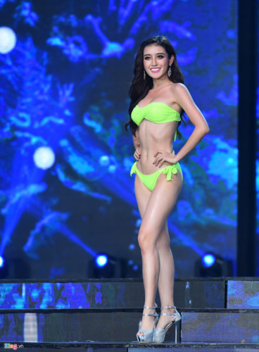 Miss Grand 2017's swimsuit contest, entertainment events, entertainment news, entertainment activities, what's on, Vietnam culture, Vietnam tradition, vn news, Vietnam beauty, news Vietnam, Vietnam news, Vietnam net news, vietnamnet news, vietnamnet bridg