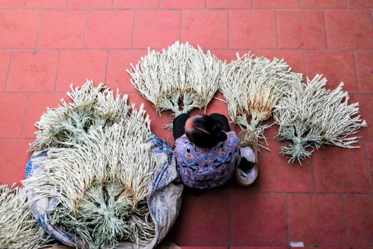 Conical hat market - unique culture in Vietnam's villages, travel news, Vietnam guide, Vietnam airlines, Vietnam tour, tour Vietnam, Hanoi, ho chi minh city, Saigon, travelling to Vietnam, Vietnam travelling, Vietnam travel, vn news