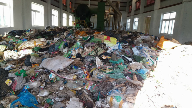 Tourism island waste treatment plant faces tribulations, environmental news, sci-tech news, vietnamnet bridge, english news, Vietnam news, news Vietnam, vietnamnet news, Vietnam net news, Vietnam latest news, Vietnam breaking news, vn news