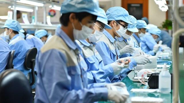 Vietnam records US$1.23 billion trade surplus in ten months, vietnam economy, business news, vn news, vietnamnet bridge, english news, Vietnam news, news Vietnam, vietnamnet news, vn news, Vietnam net news, Vietnam latest news, Vietnam breaking news