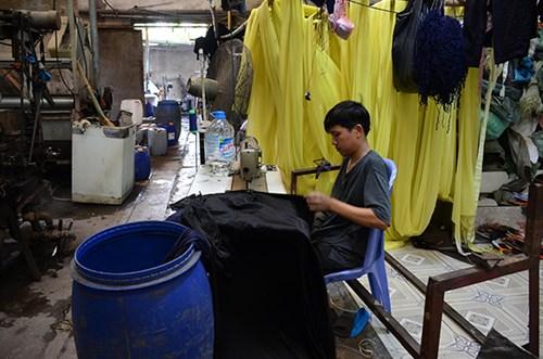 vietnam economy, business news, vn news, vietnamnet bridge, english news, Vietnam news, news Vietnam, vietnamnet news, vn news, Vietnam net news, Vietnam latest news, Vietnam breaking news, Hanoi, craft villages, waste water treatment