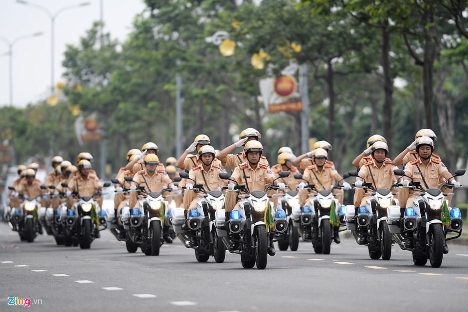Specialized vehicles to protect APEC Summit 2017 in Da Nang, social news, vietnamnet bridge, english news, Vietnam news, news Vietnam, vietnamnet news, Vietnam net news, Vietnam latest news, vn news, Vietnam breaking news