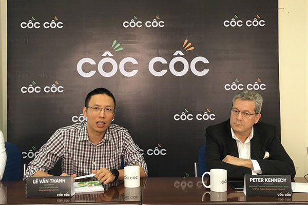 Vietnamese search engine Coc Coc attracts 23 million users, IT news, sci-tech news, vietnamnet bridge, english news, Vietnam news, news Vietnam, vietnamnet news, Vietnam net news, Vietnam latest news, Vietnam breaking news, vn news