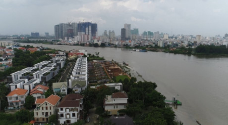 vietnam economy, business news, vn news, vietnamnet bridge, english news, Vietnam news, news Vietnam, vietnamnet news, vn news, Vietnam net news, Vietnam latest news, Vietnam breaking news, real estate market, Sai Gon River, Thu Thiem
