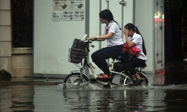 Possible record-high tides could cause flooding in HCM City, social news, vietnamnet bridge, english news, Vietnam news, news Vietnam, vietnamnet news, Vietnam net news, Vietnam latest news, vn news, Vietnam breaking news