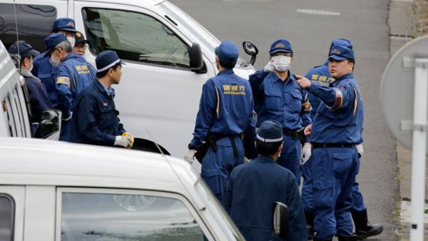 Japan, found, dismembered bodies, victims, two months