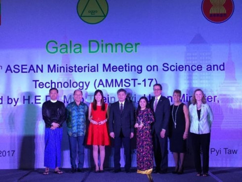 Young Vietnamese lecturer honoured for winning ASEAN-US science prize, IT news, sci-tech news, vietnamnet bridge, english news, Vietnam news, news Vietnam, vietnamnet news, Vietnam net news, Vietnam latest news, Vietnam breaking news, vn news