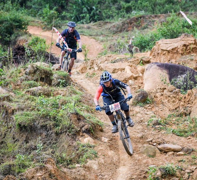 Brown, Kanis triumph at 2nd Vietnam Mountain Bike Marathon, Sports news, football, Vietnam sports, vietnamnet bridge, english news, Vietnam news, news Vietnam, vietnamnet news, Vietnam net news, Vietnam latest news, vn news, Vietnam breaking news