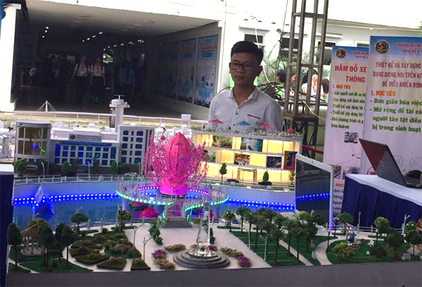 HCM City, festival, promoting young creativity, Vietnam economy, Vietnamnet bridge, English news about Vietnam, Vietnam news, news about Vietnam, English news, Vietnamnet news, latest news on Vietnam, Vietnam