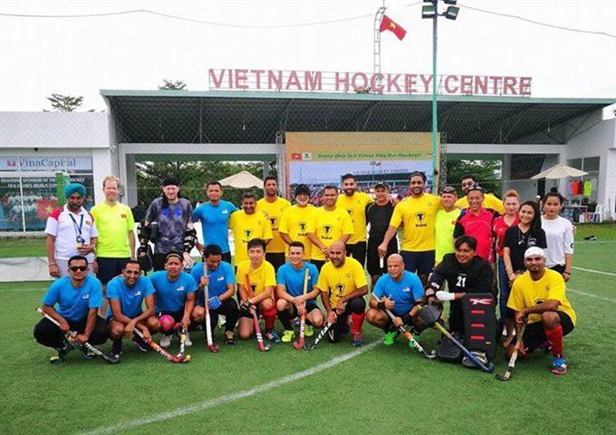 Rock Adventure Blue win Vietnam hockey festival, Sports news, football, Vietnam sports, vietnamnet bridge, english news, Vietnam news, news Vietnam, vietnamnet news, Vietnam net news, Vietnam latest news, vn news, Vietnam breaking news
